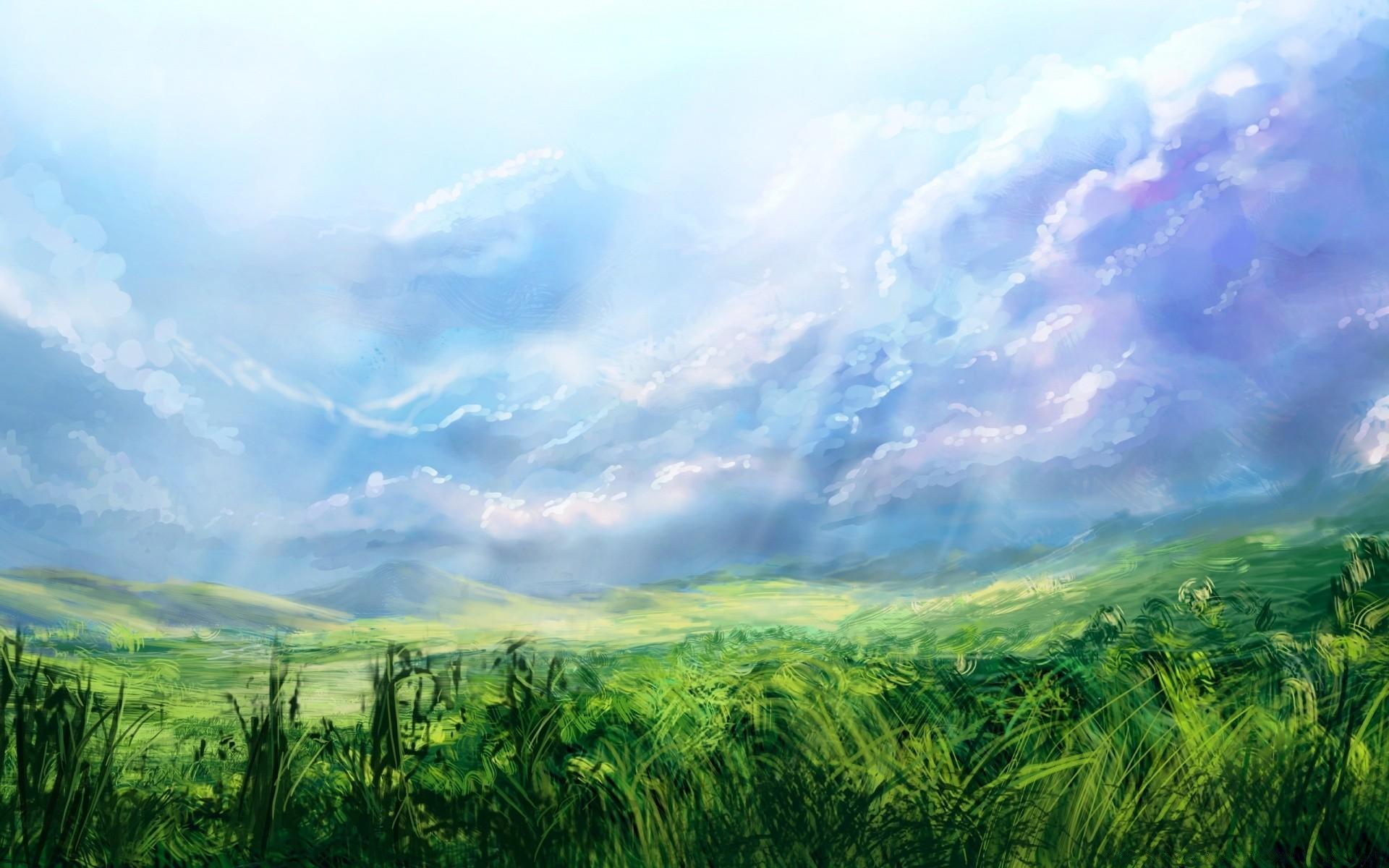 картинка на задний фон пейзаж это