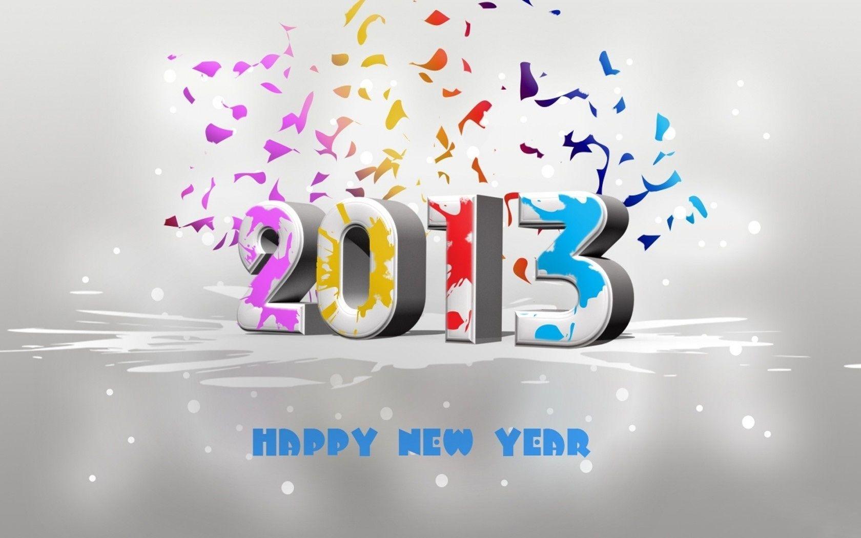 Нарисовать, картинка с новым 2013 годом