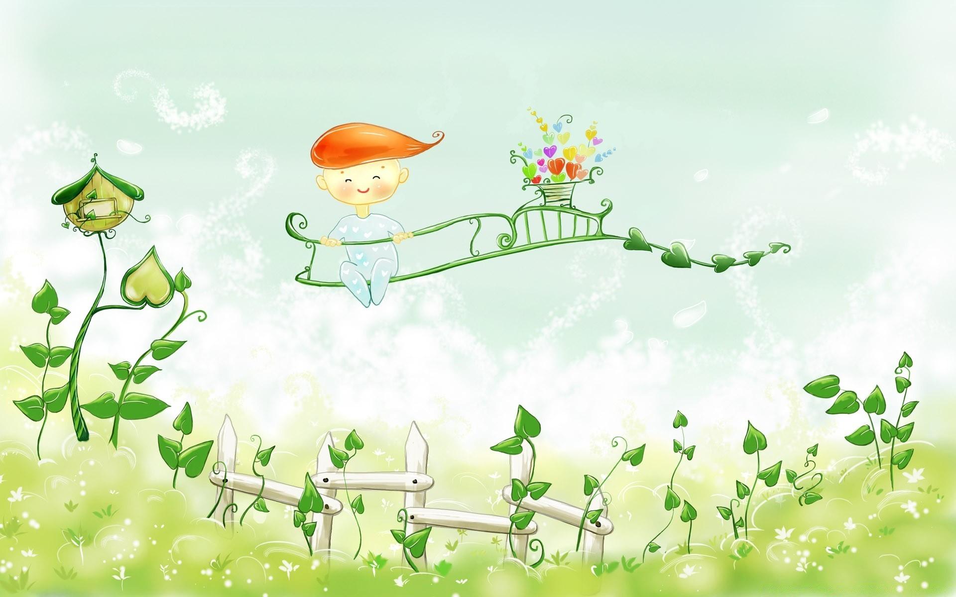 Сказочные картинки весны на рабочий стол выборе гардин