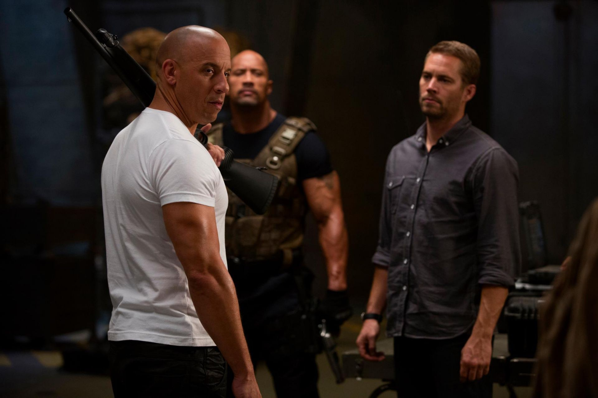 the fast and the furious 6 dominic toretto vin diesel Фор