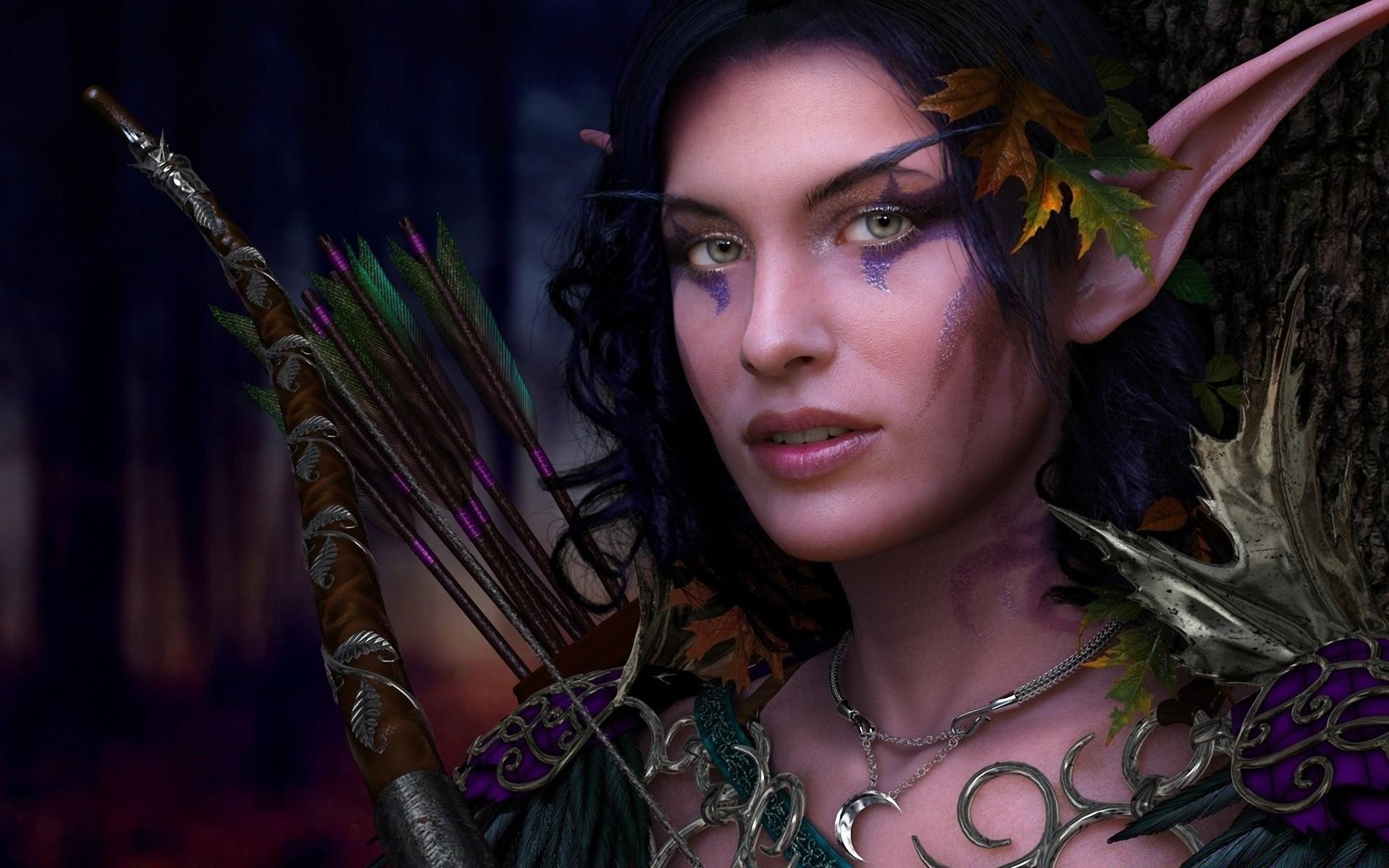 Elf woman sex movie