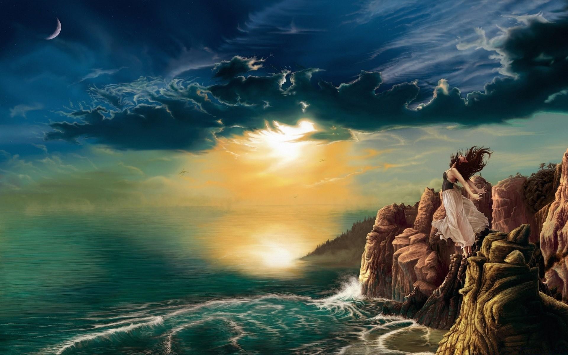 Стих будь как скала у моря
