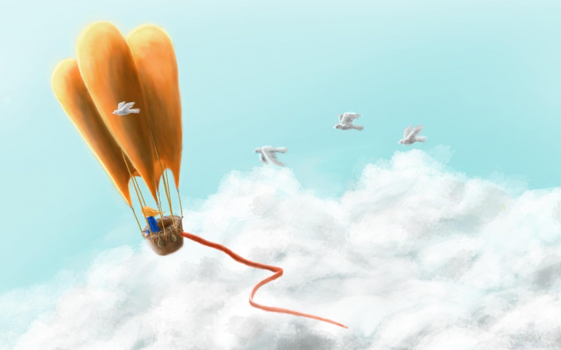 картинки с воздушными разрывами идеи, нестандартные