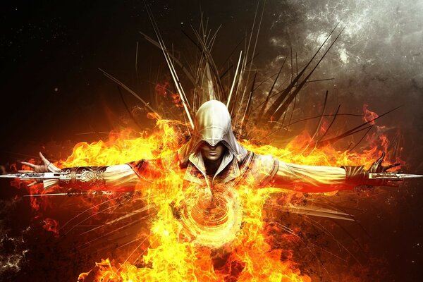 assassin Assassins creed 2 ezio auditore da firenze fear,