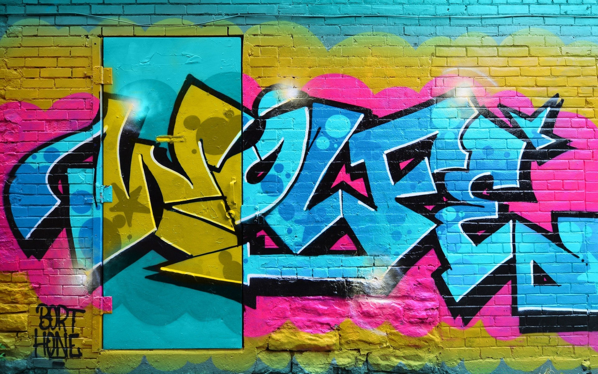 Хип хоп обои на стену