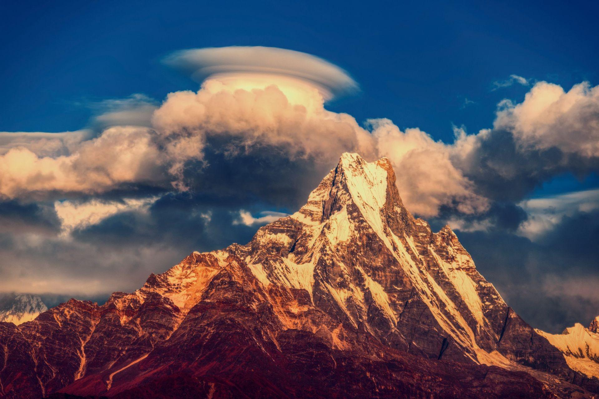 Гималаи непал горы скачать обои на