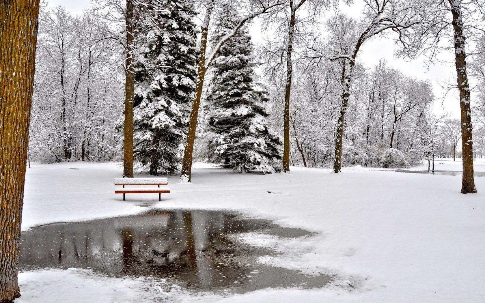Картинки конец зимы на рабочий стол