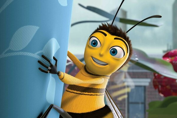 Bee Movie 2007 года