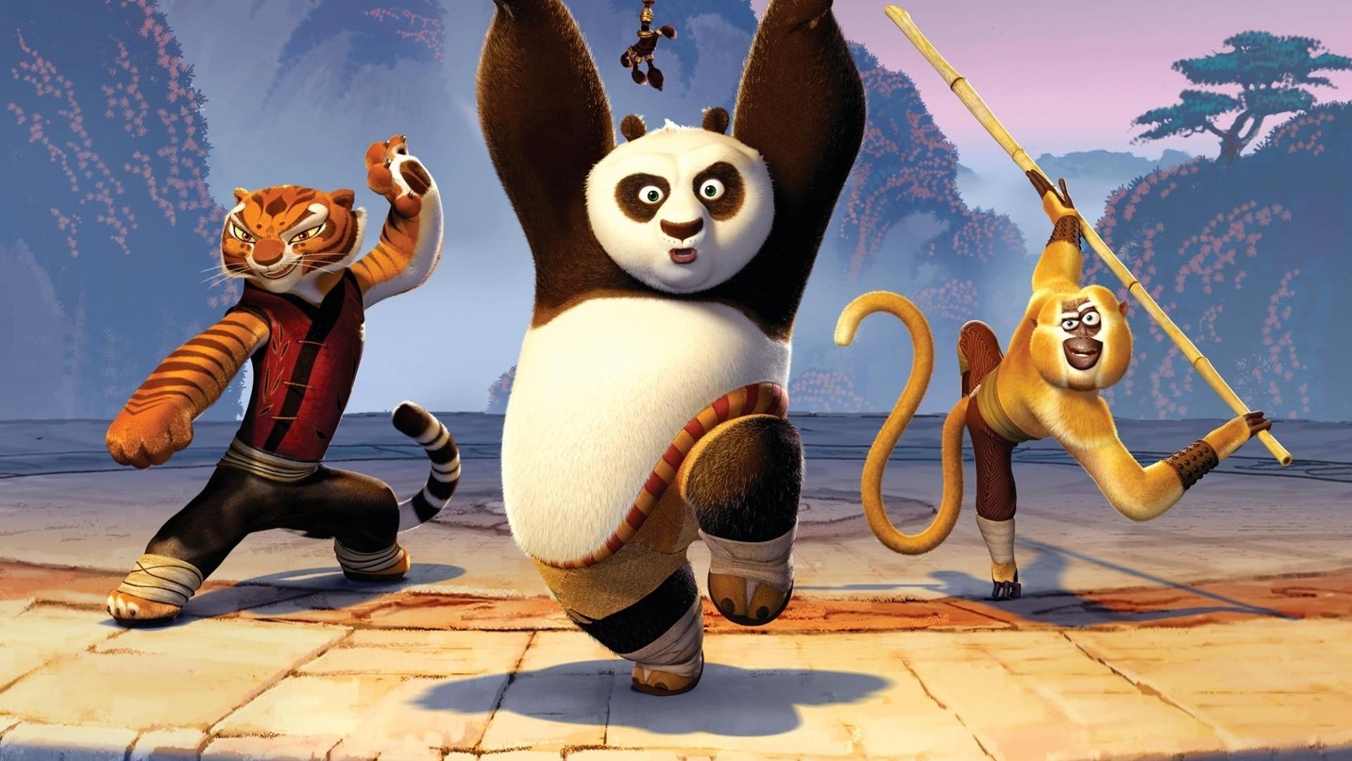 Кунфу панда картинки из мультфильма, прикольные для