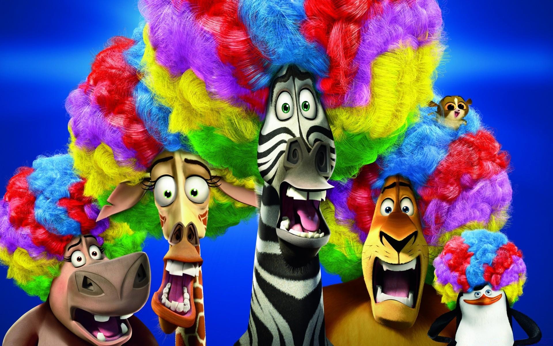 С днем рождения фото картинки из цирка переставляя