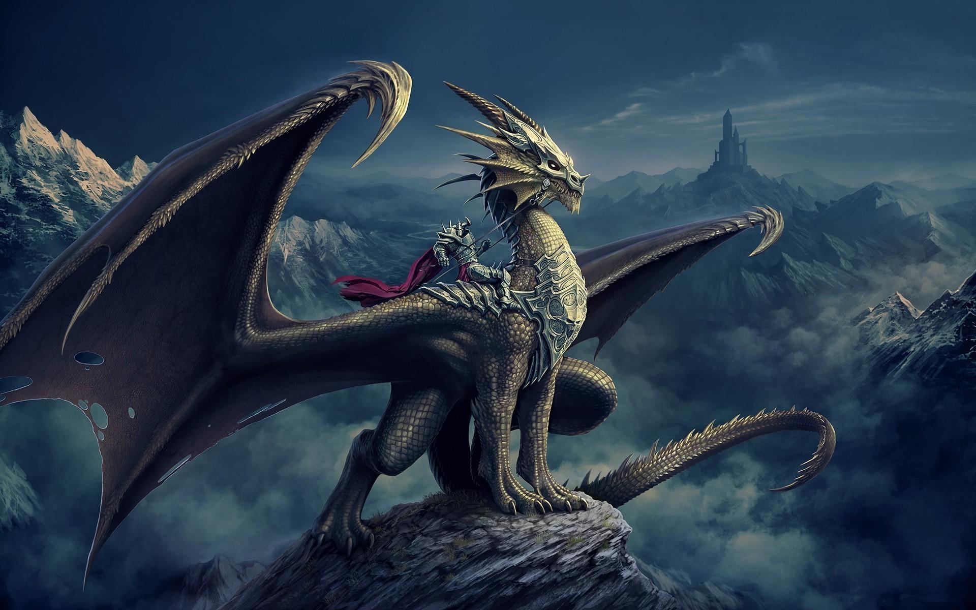 Драконы картинки в хорошем качестве