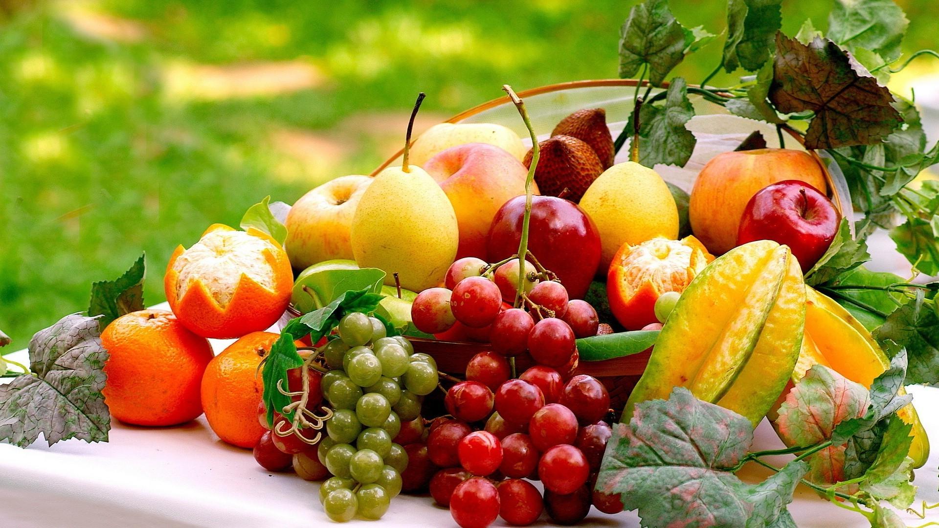 шаблон презентаций красивые картинки фрукты на рабочий стол подумала