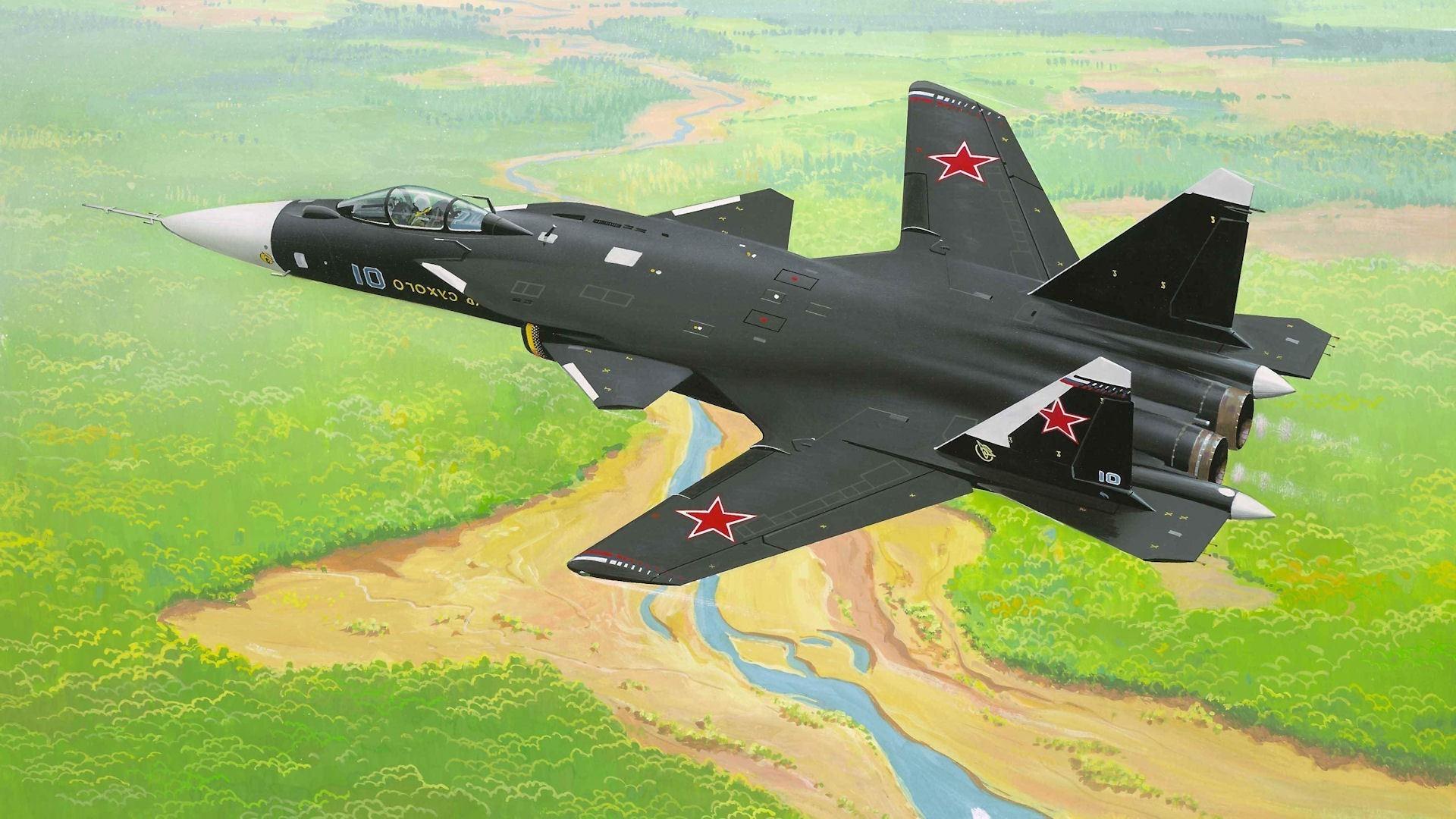 Обои армия, Su-35S. Авиация foto 14