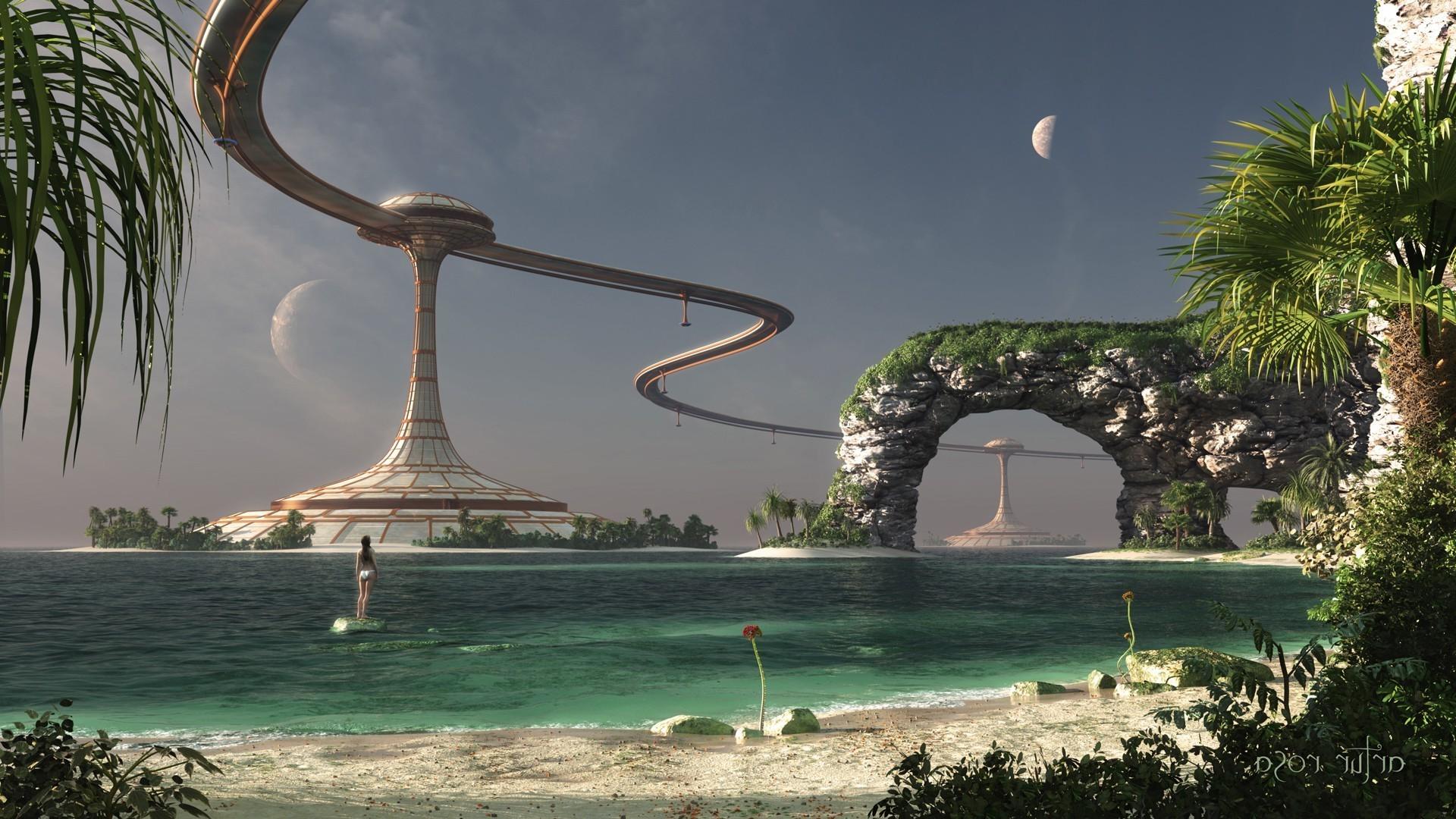 инопланетные обои на рабочий стол предпочитаете дизайн половиной