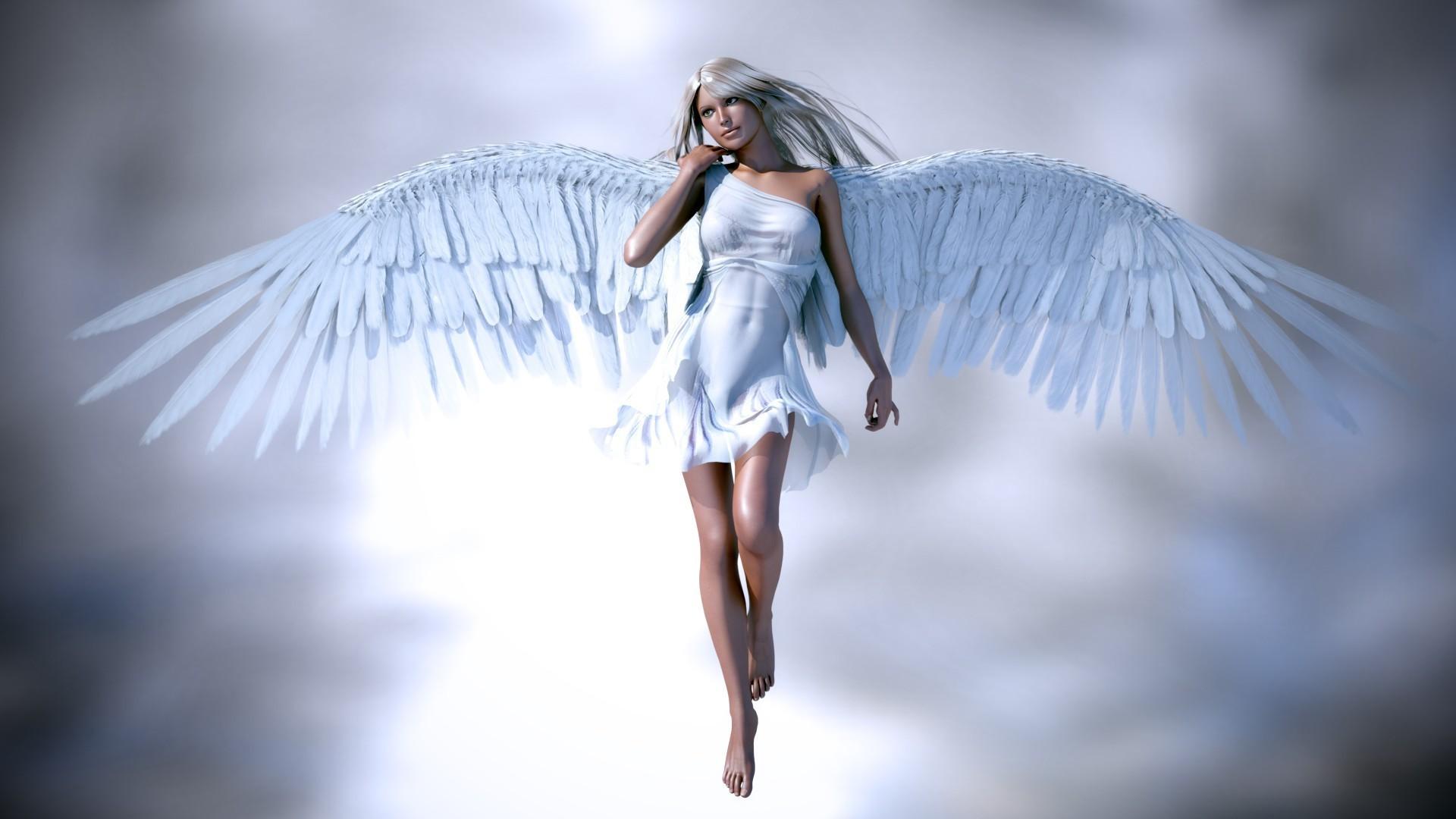 Ангел на фоне моря фото — pic 4