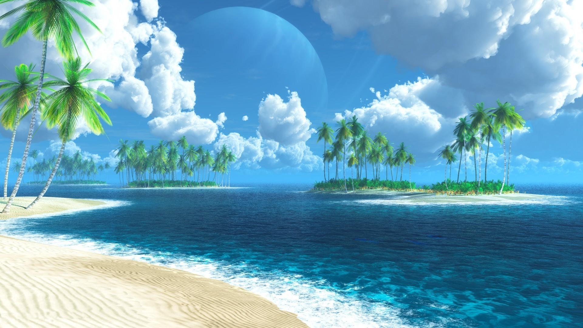 Курорт море в хорошем качестве