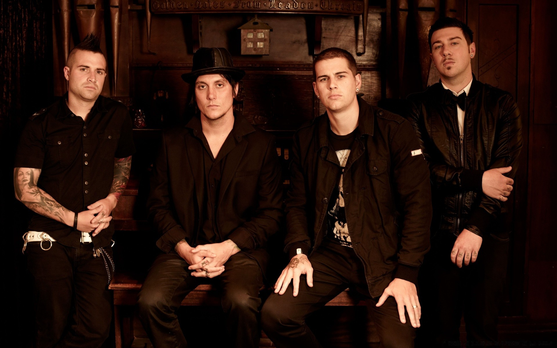 Avenged Sevenfold кошмар