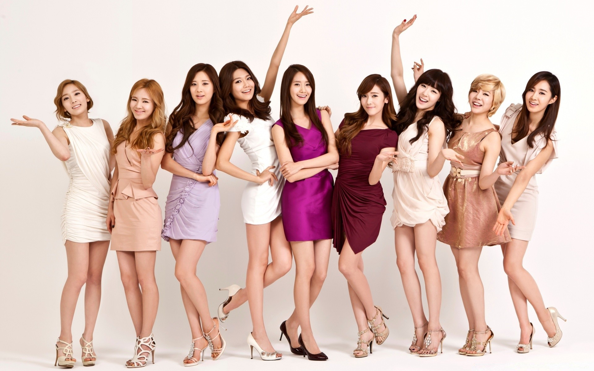 Girls 'Generation января 2012