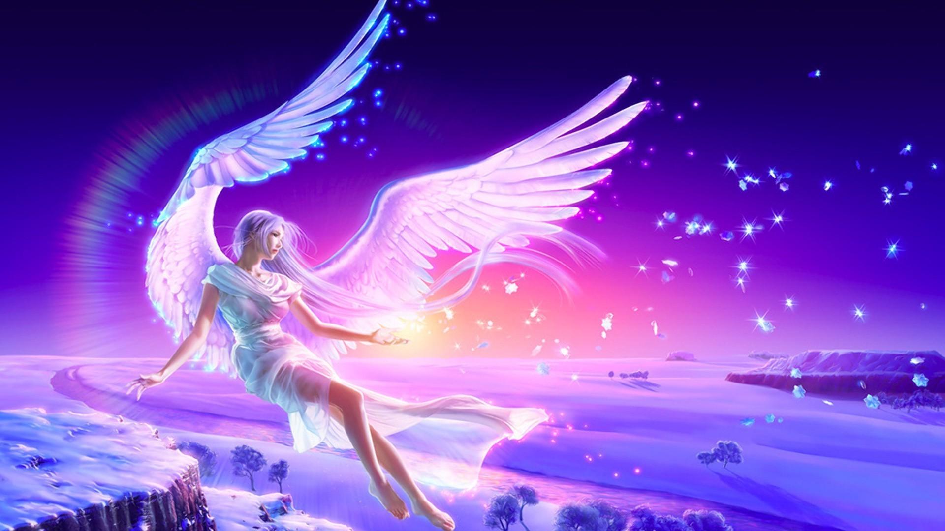 Ангелы в небе без смс