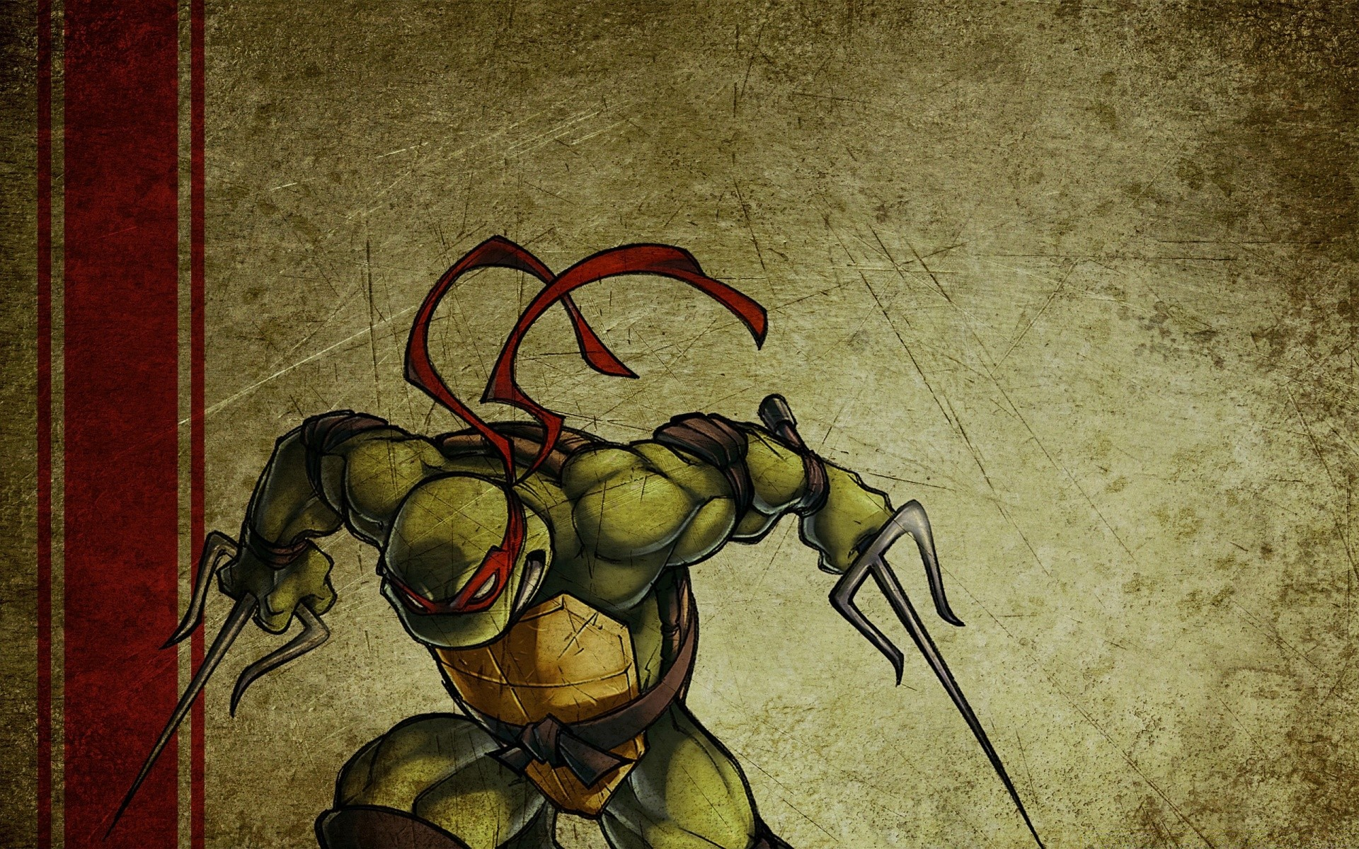 Ninja turtles raphael