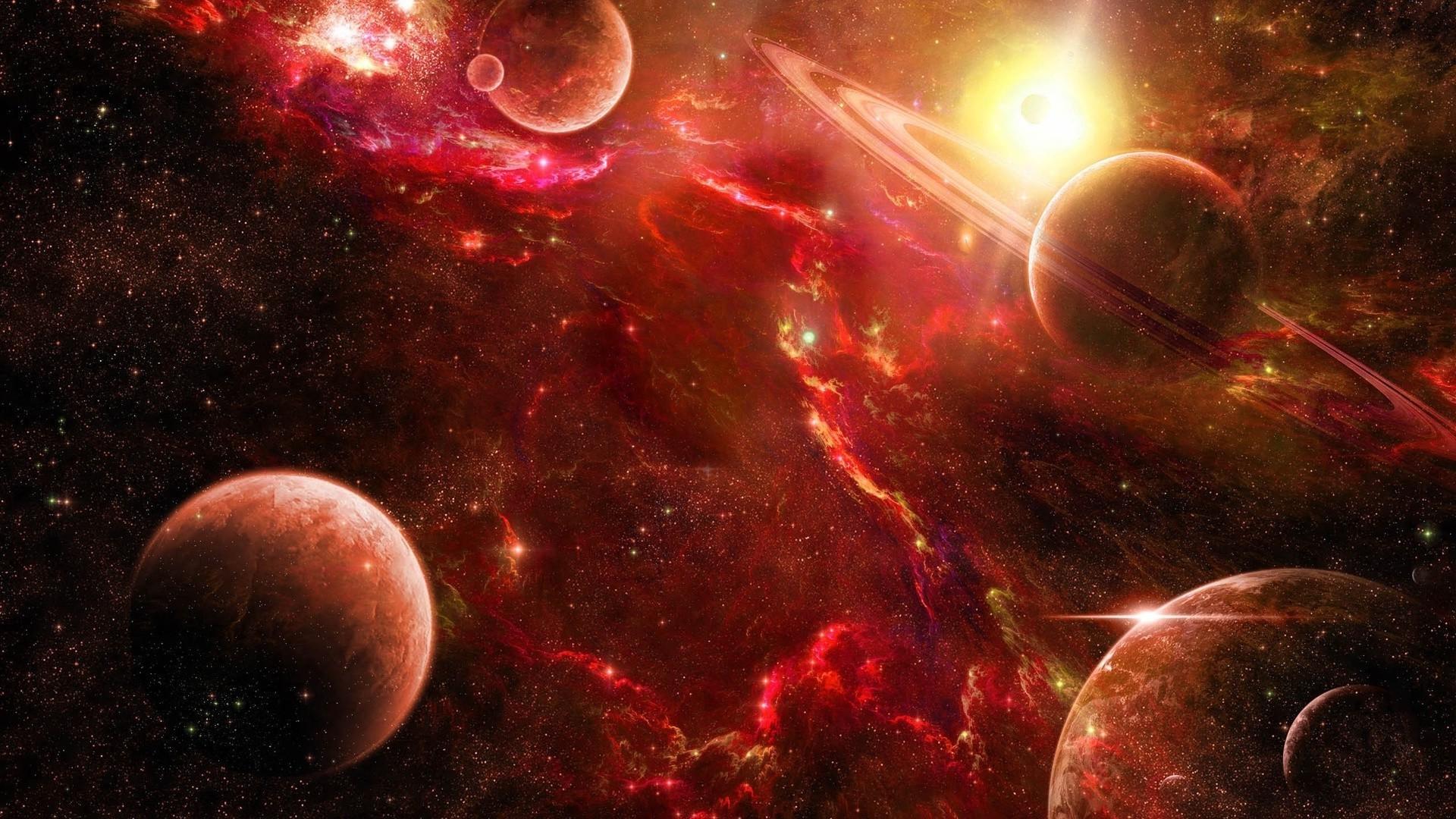 красивые картинки космоса на рабочий изделия