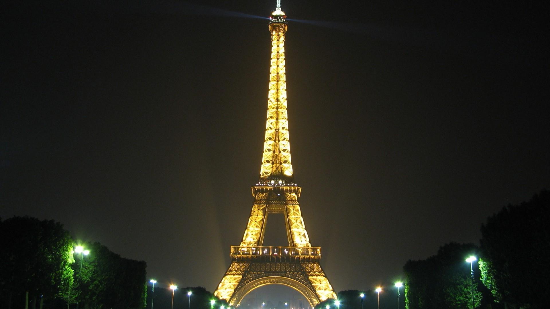 ночной Париж скачать