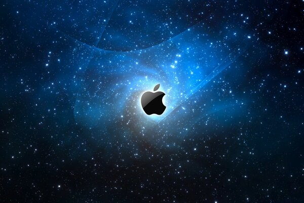 Apple, Galaxy синий