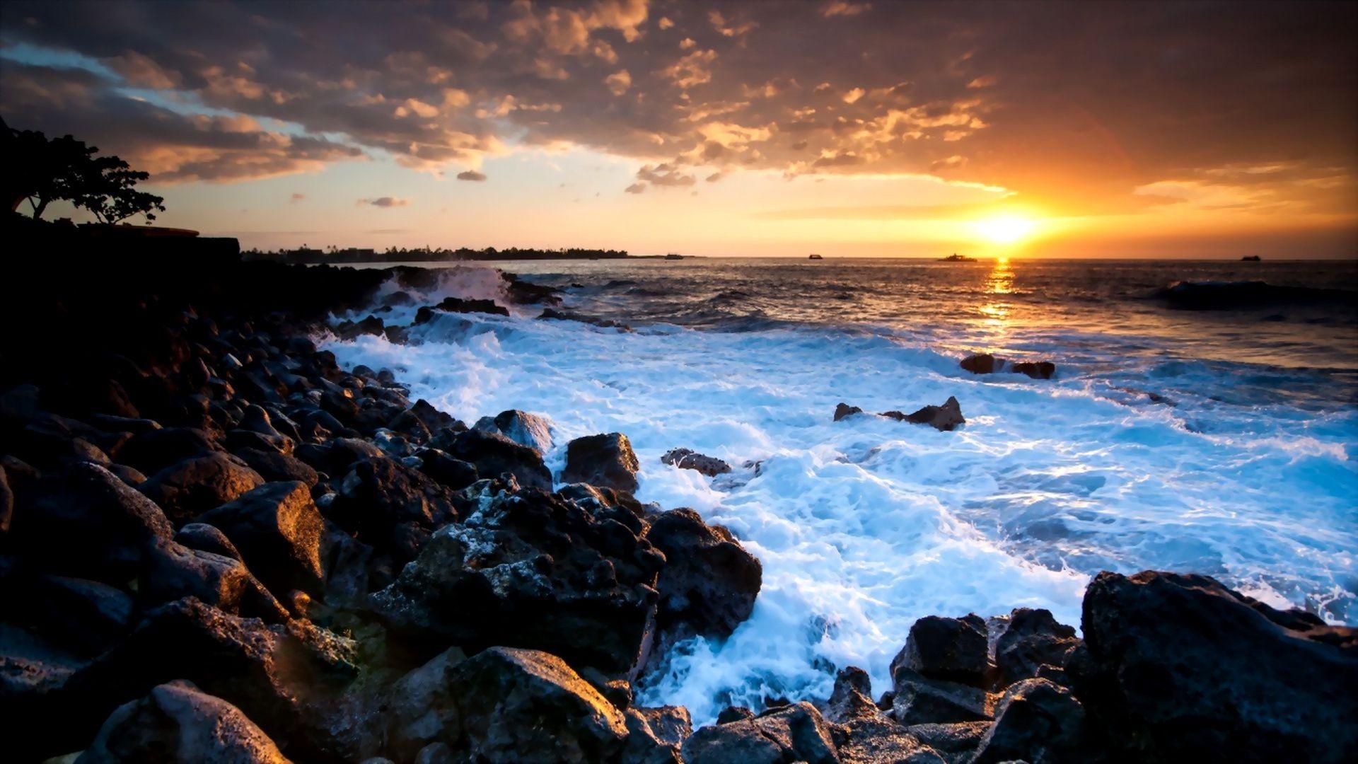 Molokai Shore, Hawaii загрузить
