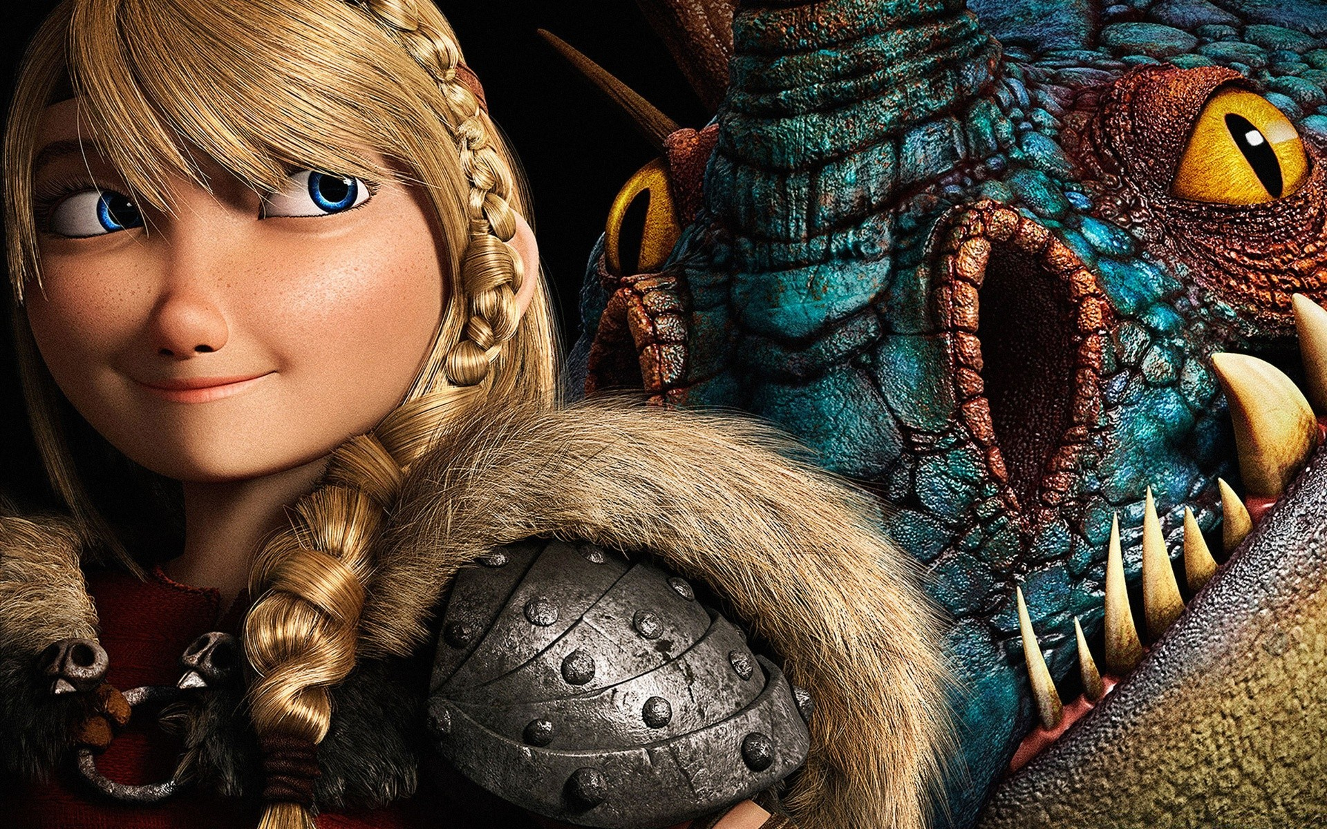 Free how to train your dragon astrid  porn clips