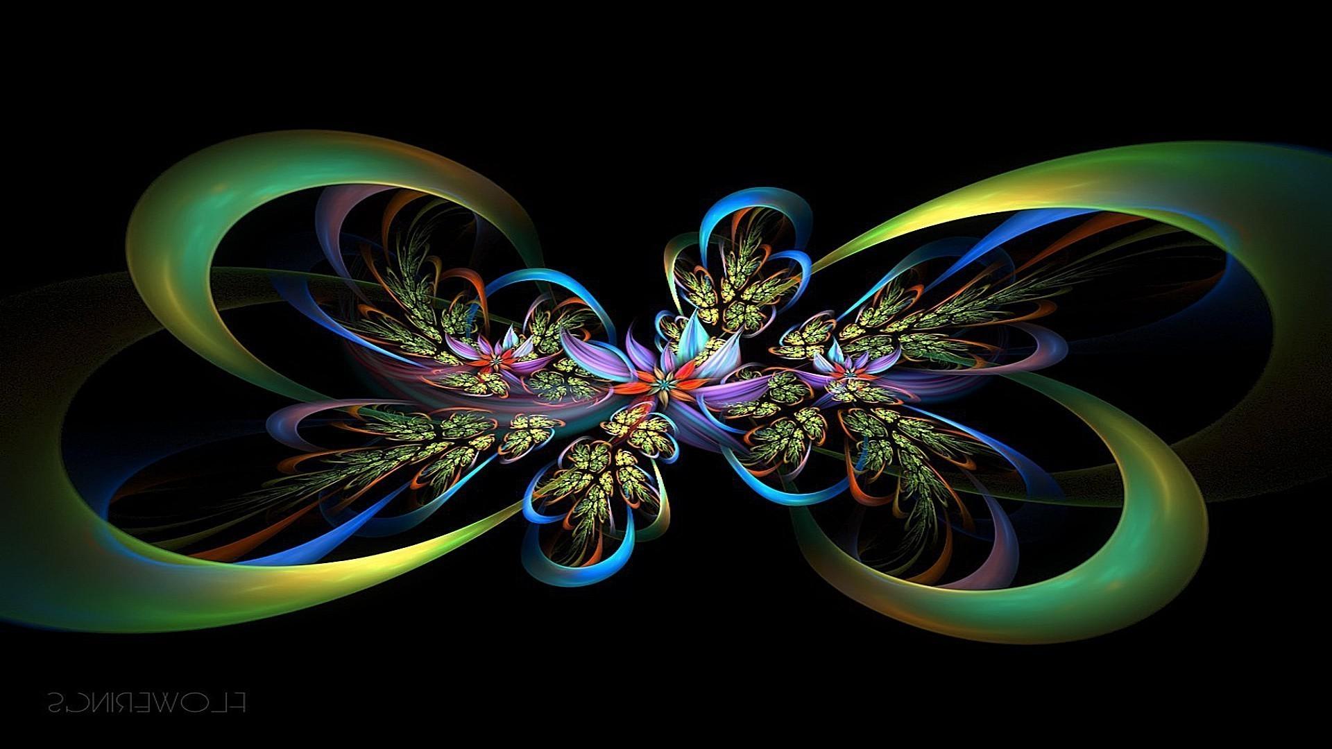 яркие цветы креатив бесплатно