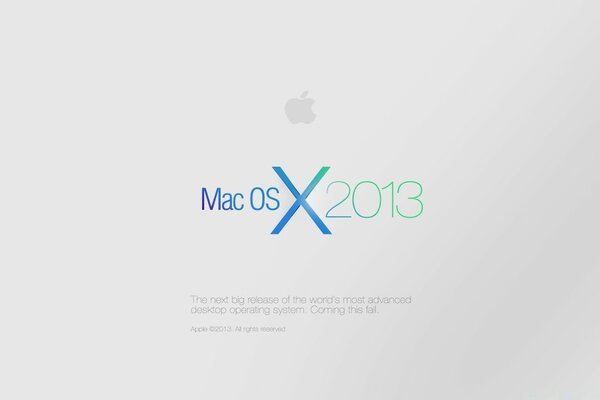 Apple WWDC 2013 - CS9 дизайн FX