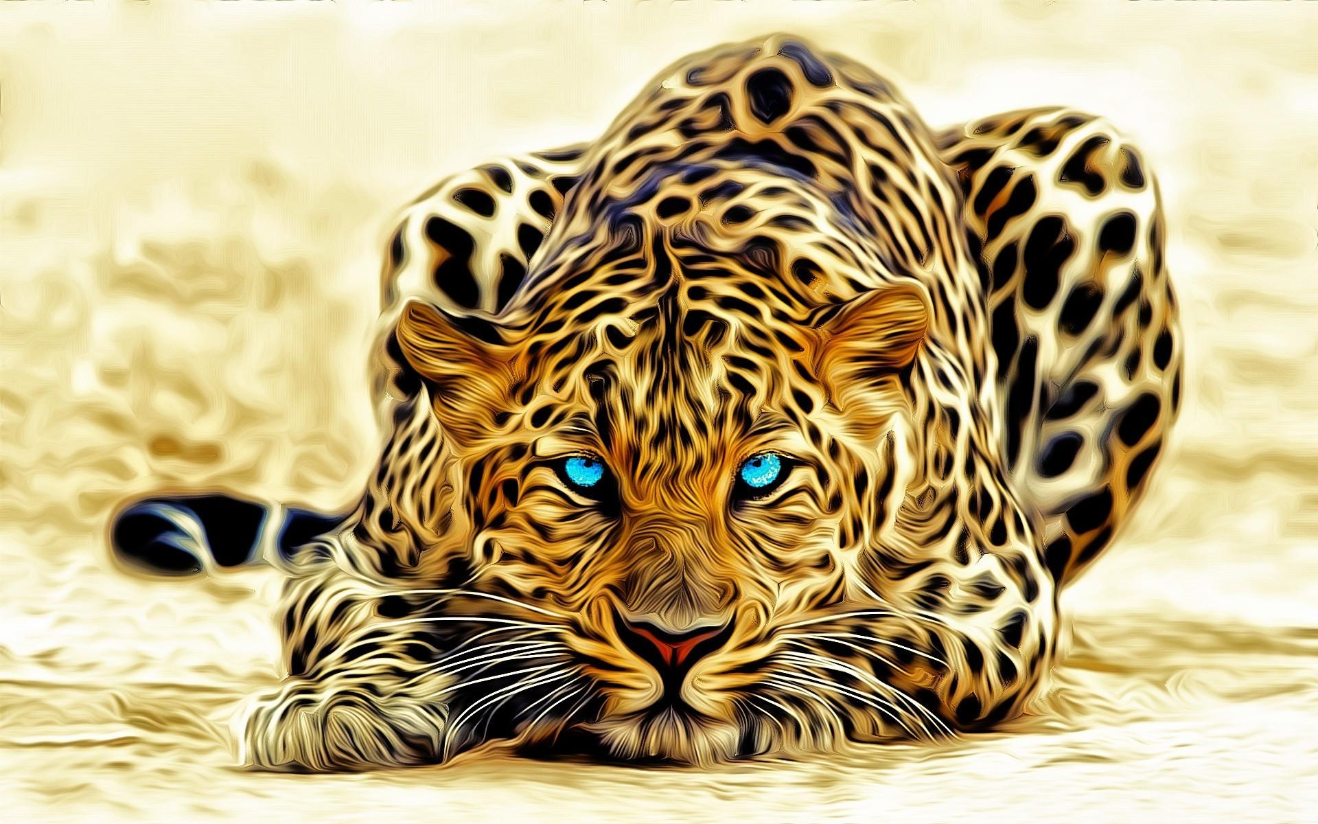 Фотообои красивых животных