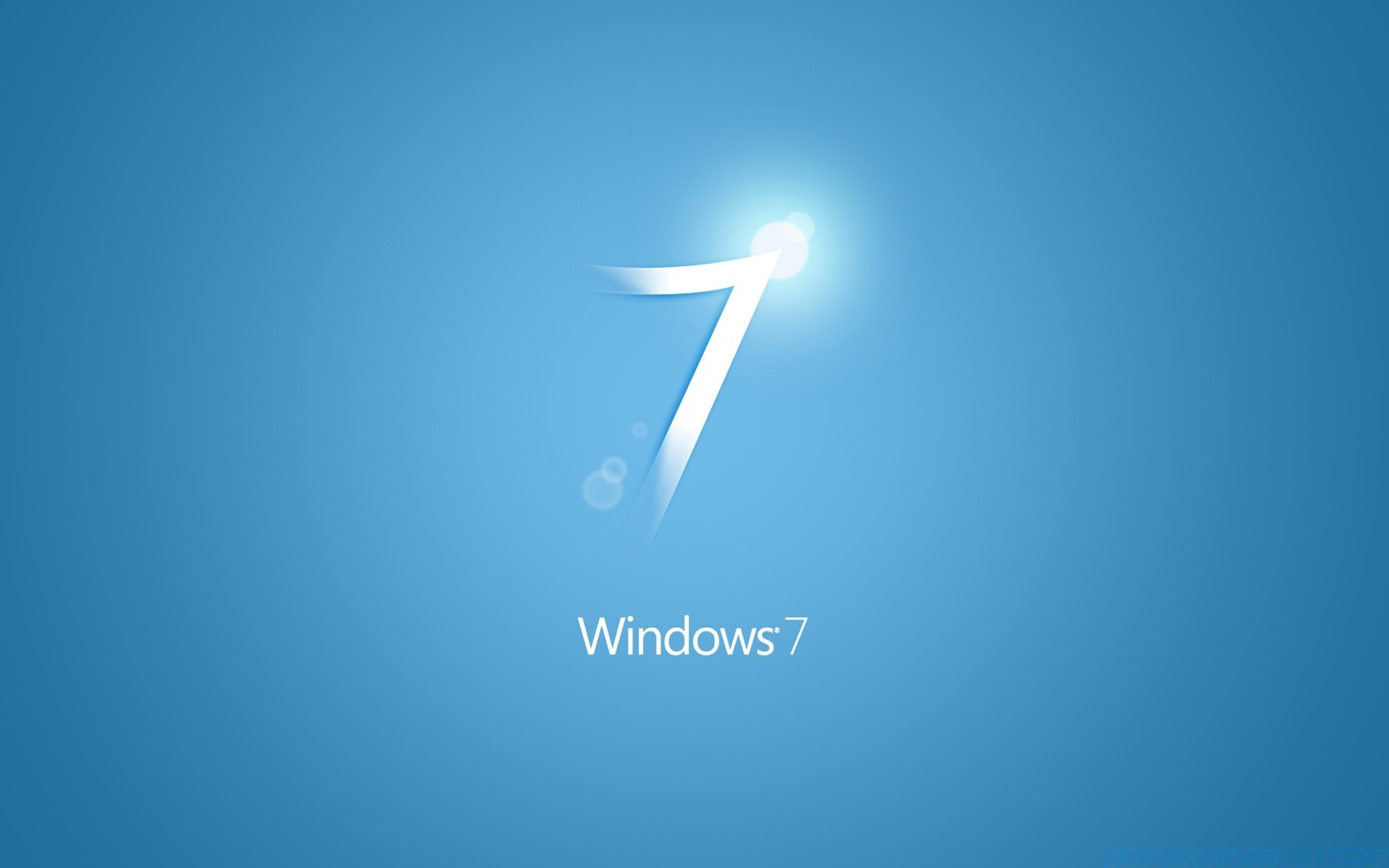 Windows 7 серый