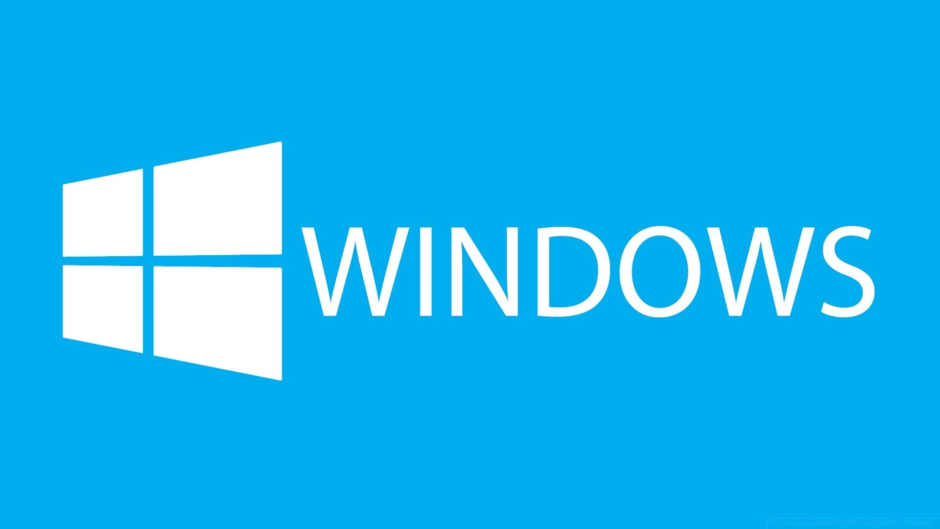Windows 8 синий
