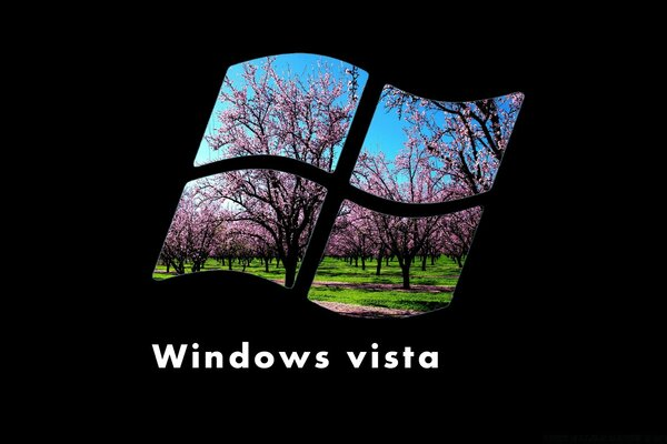 Windows Vista логотип