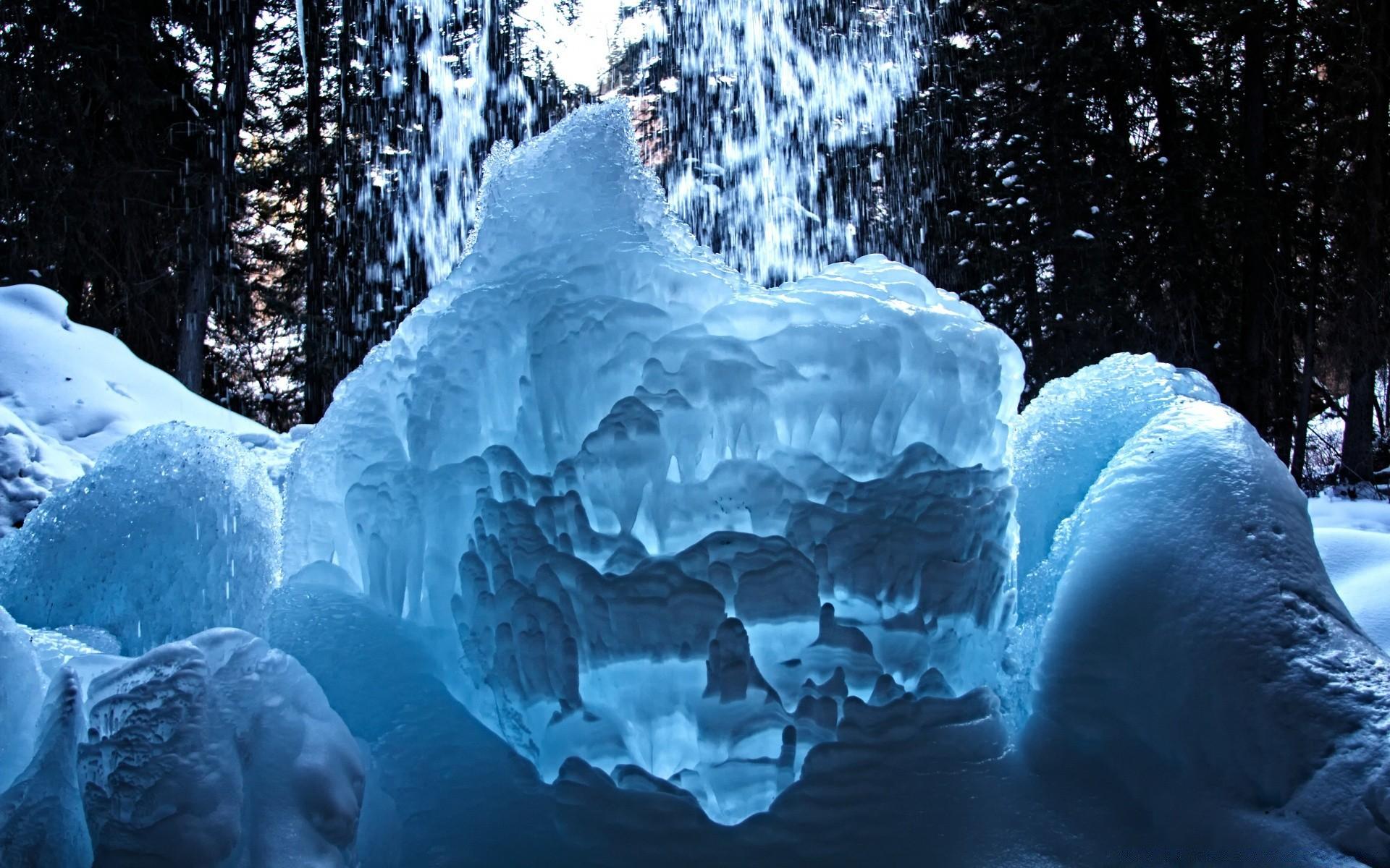 красивые картинки снега и льда данном посте увидите