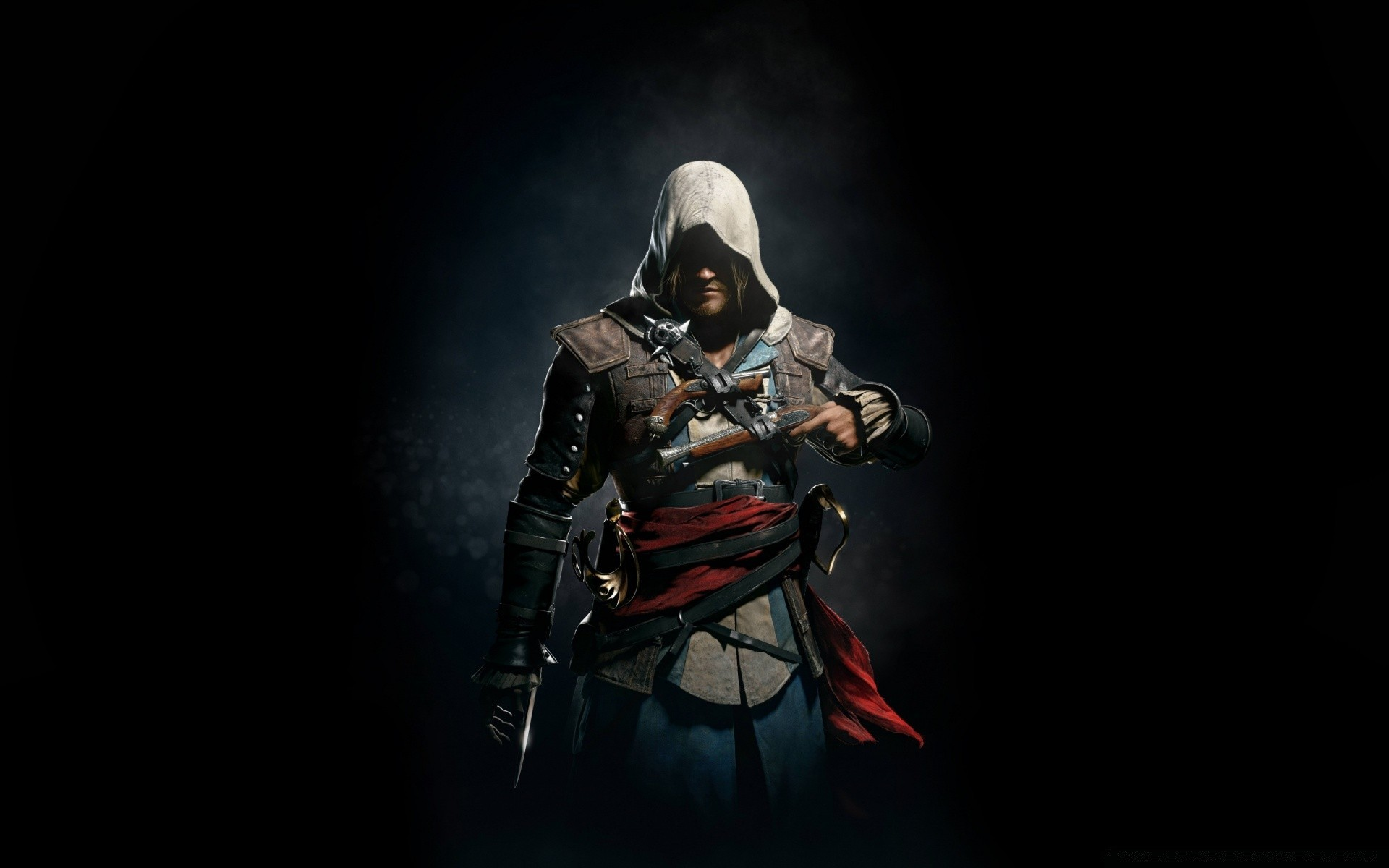 Assassins Creed IV черный флаг 2013
