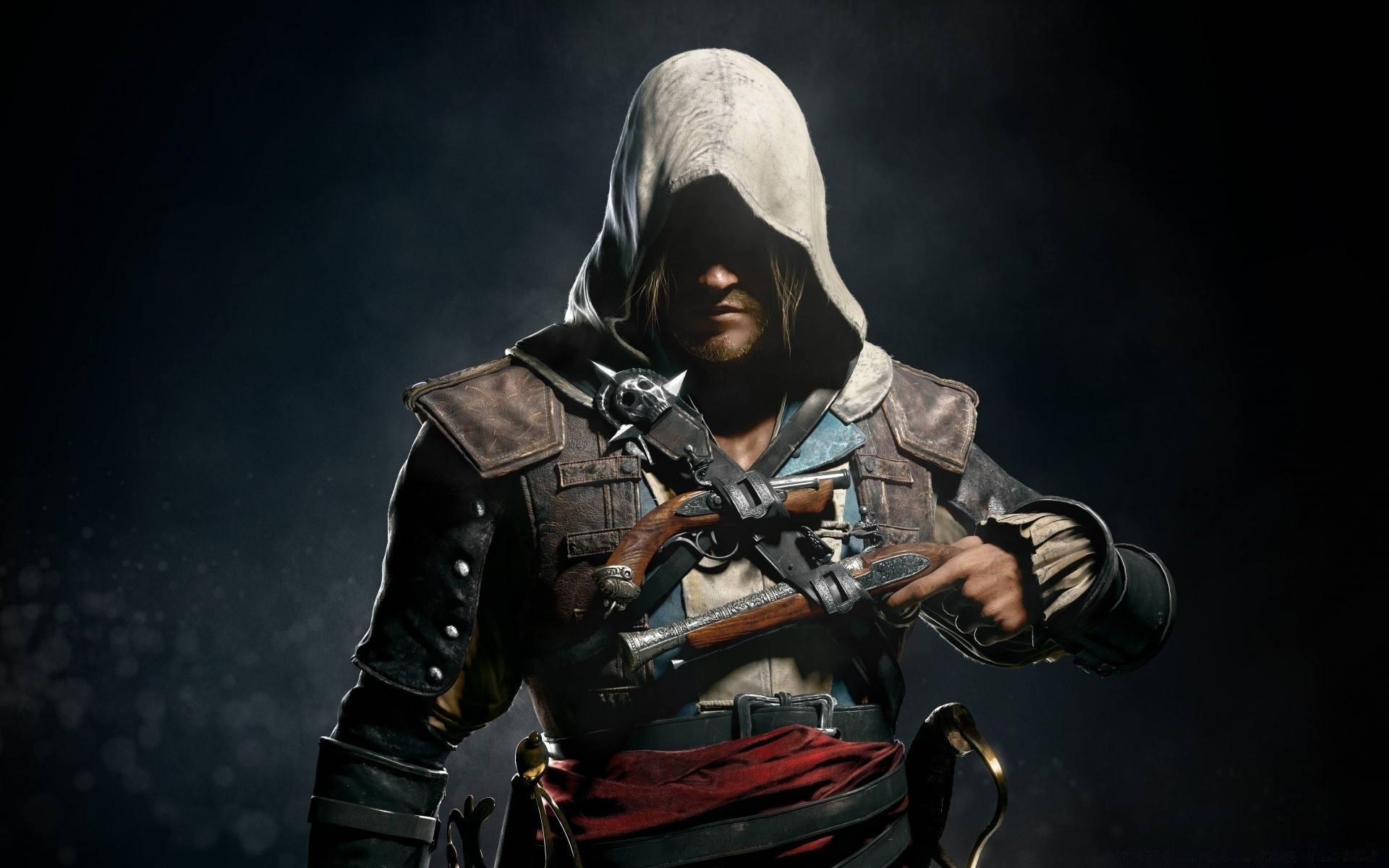 Assassins Creed IV черный флаг 2013 Эдвард