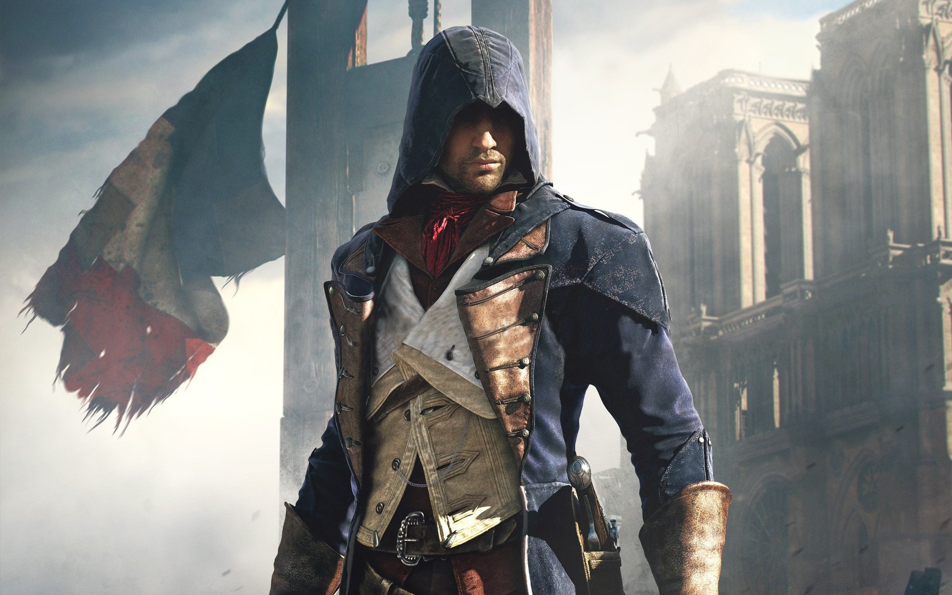 ubisoft releases assassins creed - HD 1920×1200