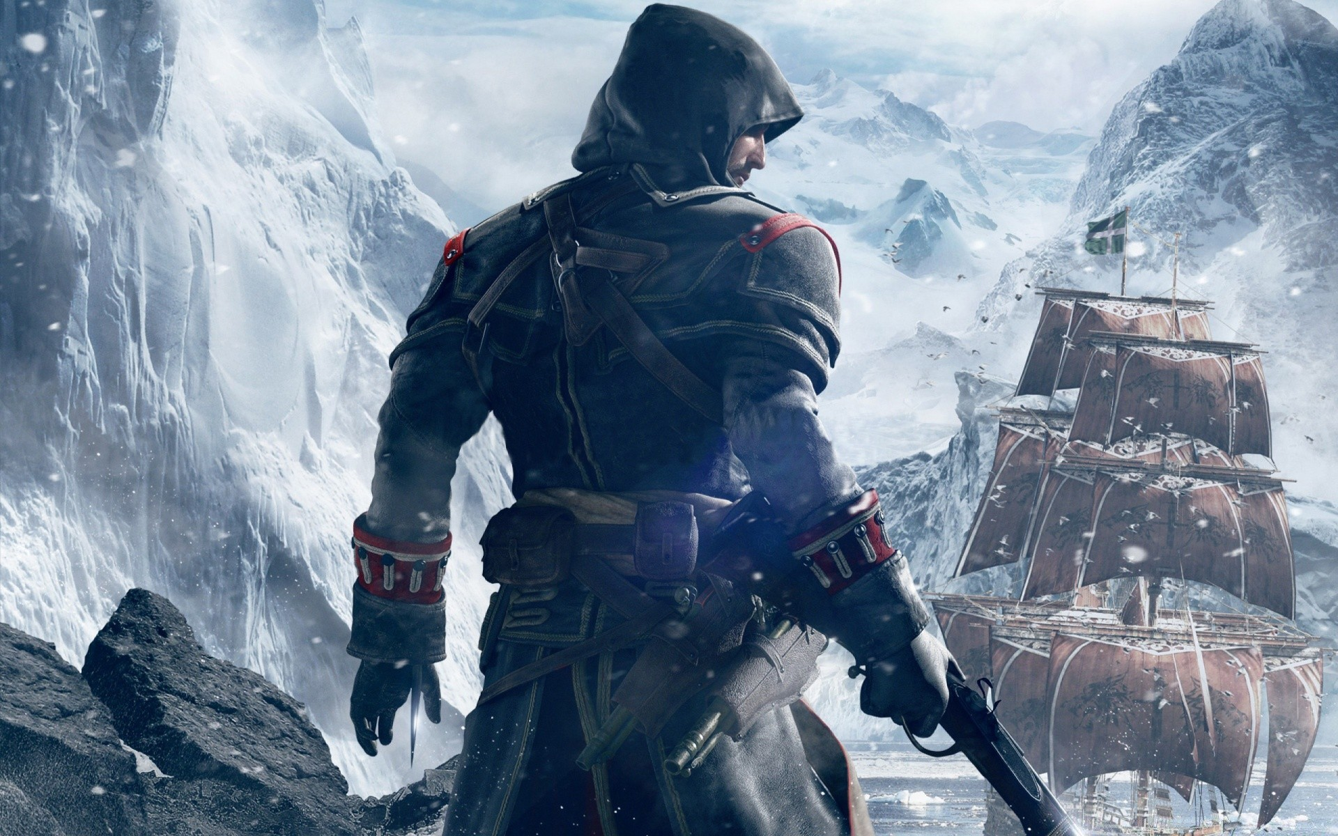 Assassins Creed изгоев