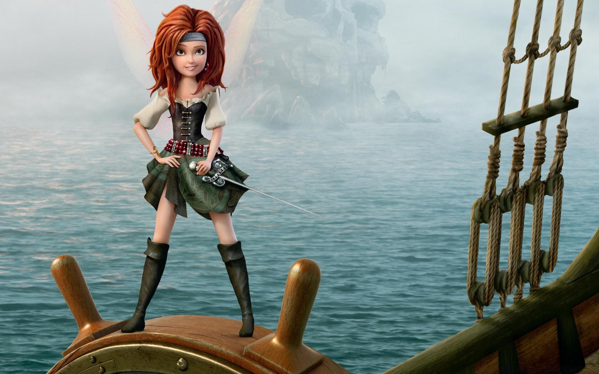 Мультик феи пиратского острова картинки
