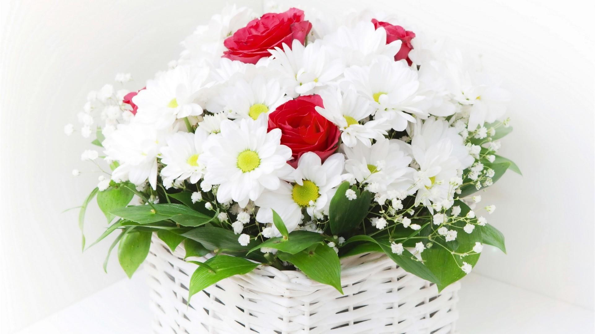 Красивые открытки с днем рождения женщине с хризантемами