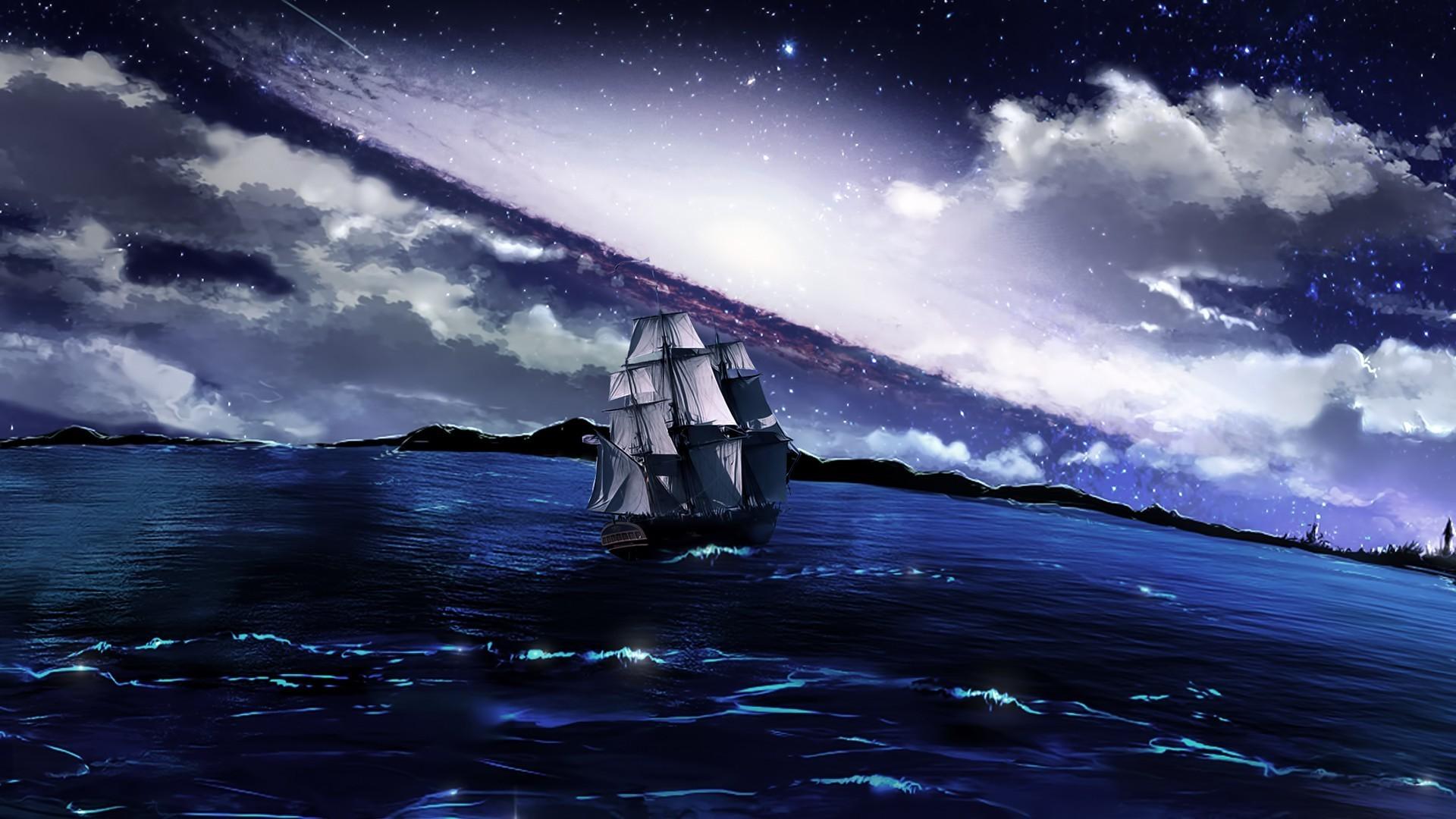 что корабли в небе картинки подчеркнуть свою привлекательность