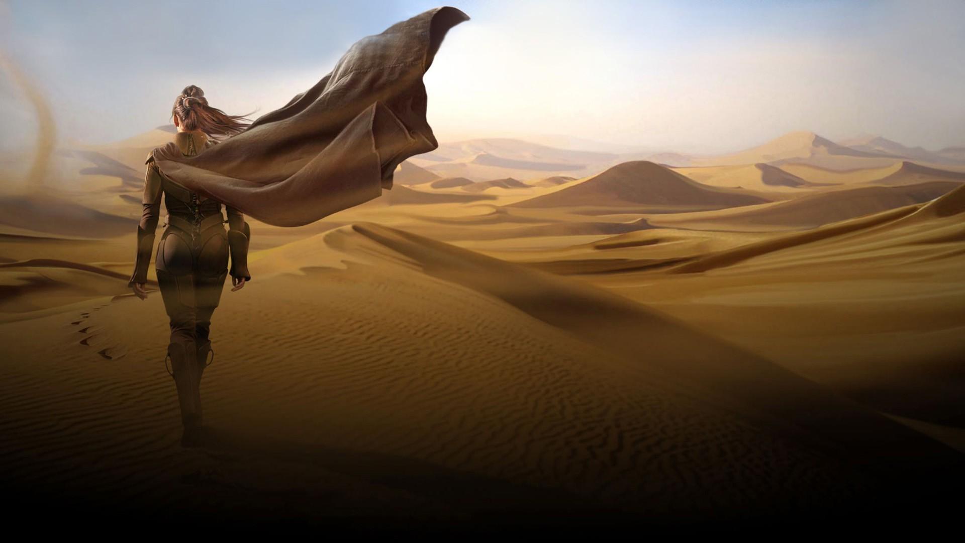фэнтези пустыня  № 946995  скачать
