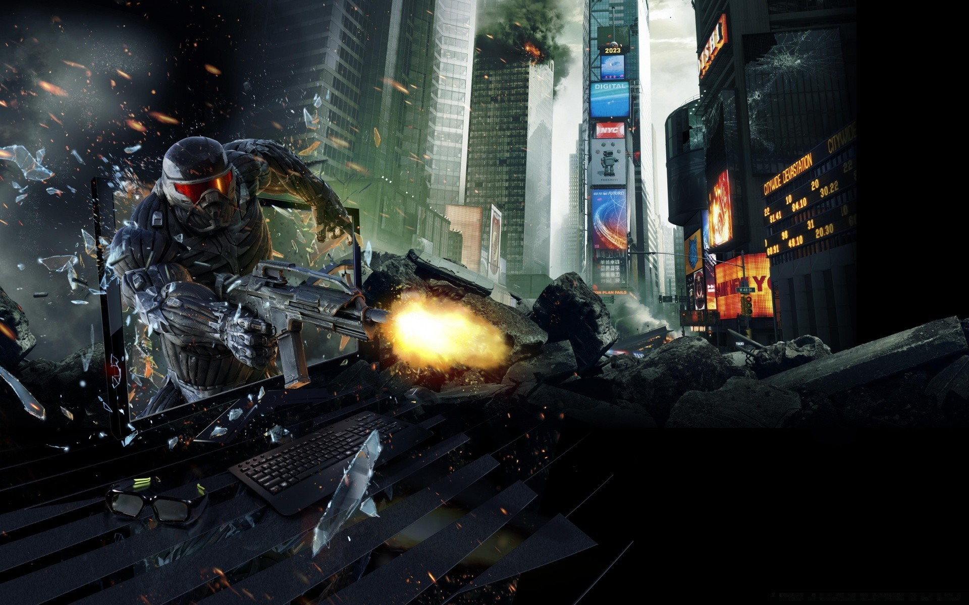 Crysis 2 - NVIDIA GeForce GTX 560 Ti
