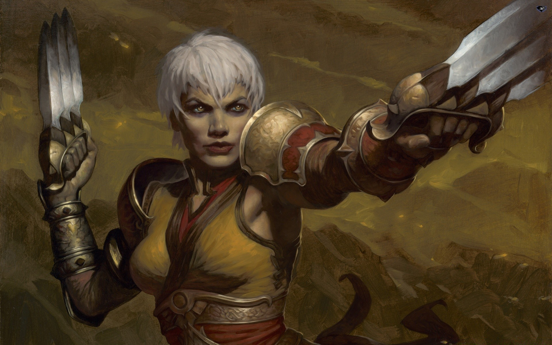 Naked women of diablo wallpapers nackt image