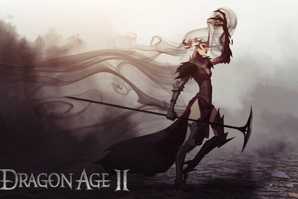 Dragon Age II концепт-арт