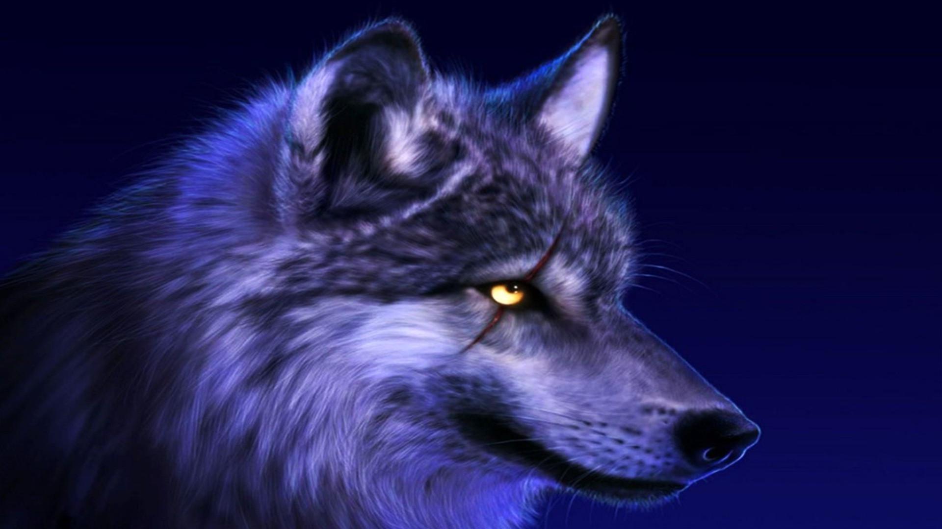 Крутые картинки с волками на рабочий стол