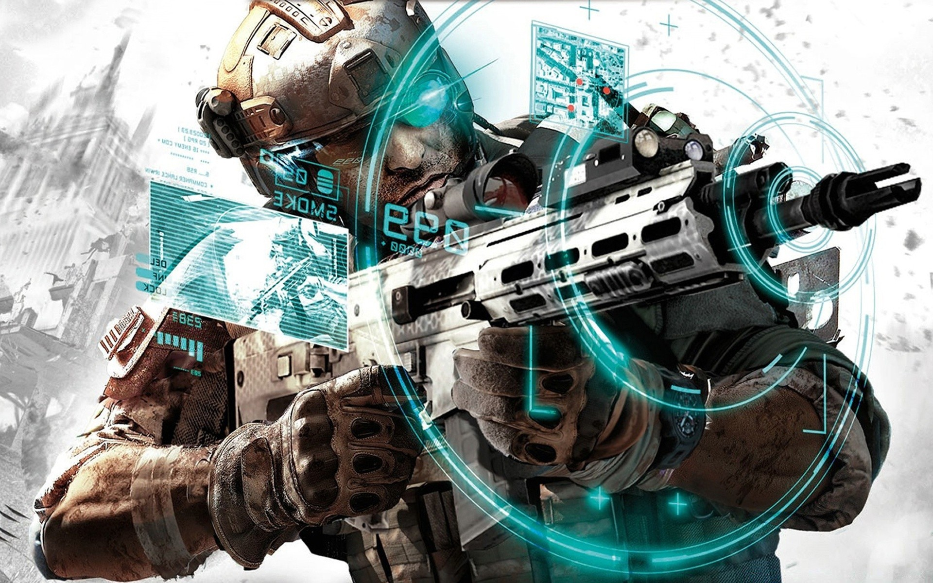 Ghost Recon - Future Soldier