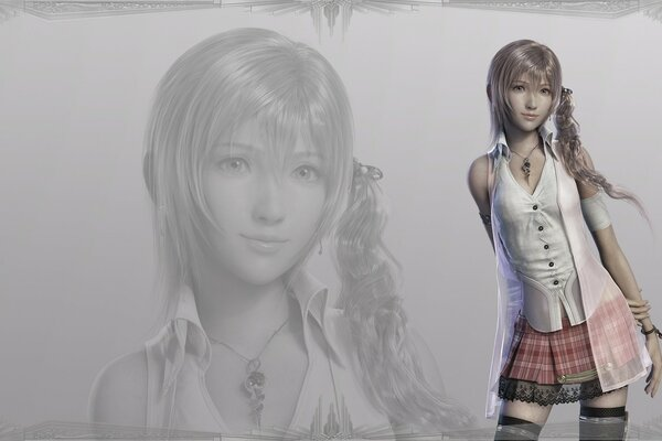 Final Fantasy XIII Сара